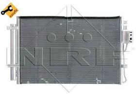 NRF 350022 - CONDENSADOR KIA SORENTO CRDI 09-