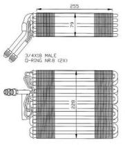 NRF 36024 - AUDI-SEAT-SKODA-VW TRANSPORTER T4