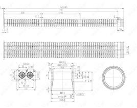 NRF 48103 - ENFRIADOR EGR MAN TGA/TGL/TGM/M2000