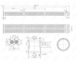 NRF 48105 - ENFRIADOR EGR MAN TGS/TGX