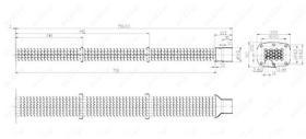 NRF 48106 - ENFRIADOR EGR MAN TGA/TGS D26