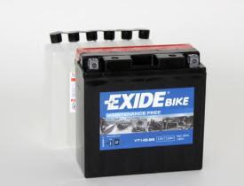 Tudor ET4BBS - Bateria moto agm 2 , 3 ah