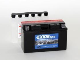 Tudor ET7BBS - Bateria moto agm 6 , 5 ah