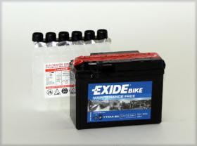 Tudor ETR4ABS - Bateria moto agm 2 . 3 ah