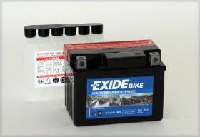 Tudor ETX4LBS - Bateria moto agm 3 ah
