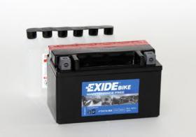 Tudor ETX7ABS - Bateria moto agm 6 ah