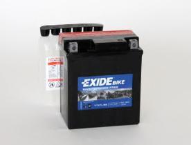 Tudor ETX7LBS - Bateria moto agm 6 ah