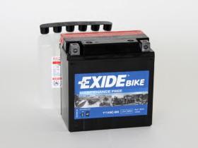 Tudor ETX9CBS - Bateria moto agm 9 ah