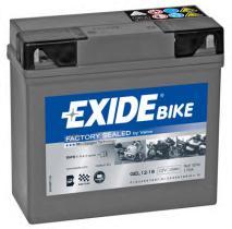 Tudor GEL1219 - Bateria moto agm ready 19 ah