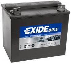 Tudor GEL1230 - Bateria moto agm 30 ah