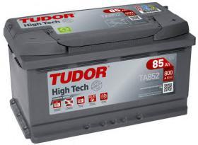 Tudor TA852 - BATERIA TUDOR 77AH 760 EN