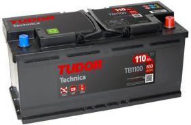 Tudor TB1100 - BATERIA TUDOR 95AH 800 EN