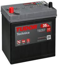 Tudor TB357 - BATERIA TUDOR 35AH 240 EN