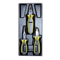 Jbm 10679 - Módulo de 7 destornilladores torx para carro de herramientas