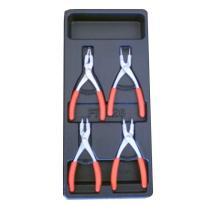 Jbm 10727 - Módulo alicates ext + mordaza para carro de herramientas