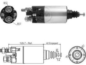 Era ZM1842 - Interruptor magnético, estárter