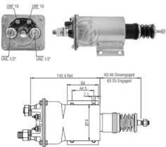 Era ZM1950 - Interruptor magnético, estárter