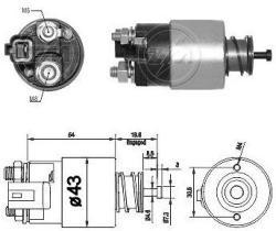 Era ZM2391 - Interruptor magnético, estárter