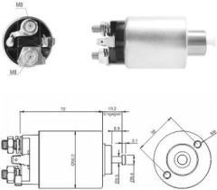 Era ZM2392 - Interruptor magnético, estárter