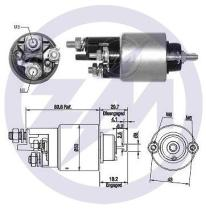 Era ZM2708 - Interruptor magnético, estárter