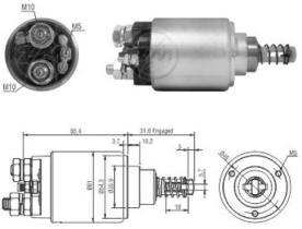 Era ZM2735 - Interruptor magnético, estárter