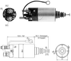 Era ZM2842 - Interruptor magnético, estárter