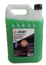 Aser 170300 - Aser anticong. 10% verde org. 5l
