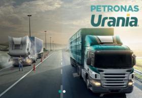 Lubricante vehículo industrial Urania  Petronas