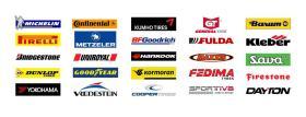 Varias marcas  Neumáticos