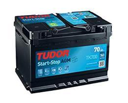 Baterias AGM y EFB  Tudor