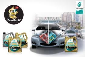 Lubricante de motor Syntium  Petronas
